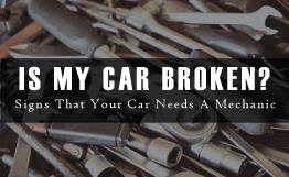 Automotive repair service for the vehicle maintenance