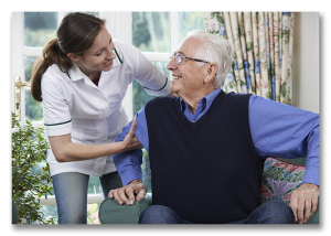 Live-in care The feed-caregiver can also remedy coordinate