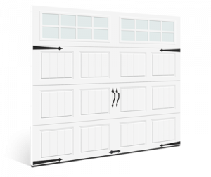 What are the importance and security of the garage doors?